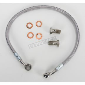 Goodridge Stainless Steel Sportbike/Cruiser Brake Line Kit - KW28691RC