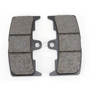 Drag Specialties Semi-Metallic Brake Pads - 1721-1352