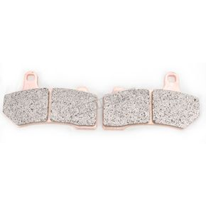 Sintered Metal Brake Pads - 1721-1366