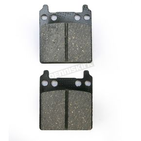 Drag Specialties Organic Kevlar® Brake Pads for Custom Calipers  - 1720-0197