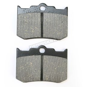 Drag Specialties Organic Kevlar® Brake Pads for Custom Calipers  - 17200209