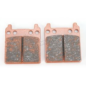 EBC Semi-Sintered (V) Brake Pads for Performance Machine 162 x 2 Caliper - FA32V