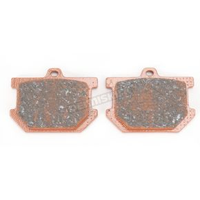 EBC Semi-Sintered V Brake Pads - FA34V