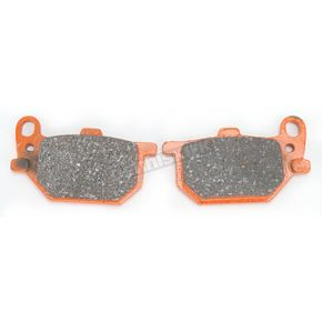 EBC Semi-Sintered V Brake Pads - FA61V