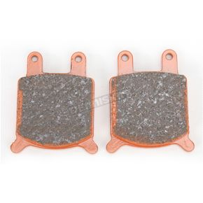 EBC Semi-Sintered (V) Brake Pads for GMA Model B Caliper (CCI No. 09-997) - FA076V