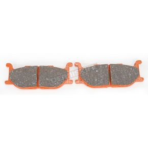 EBC Semi-Sintered V Brake Pads - FA179V