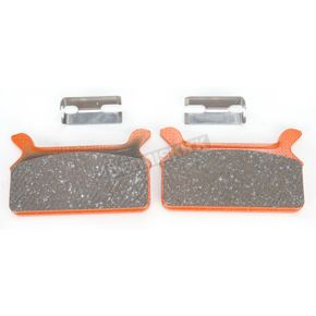 EBC Semi-Sintered (V) Brake Pads - FA201V