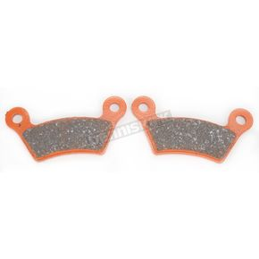 EBC Semi-Sintered V Brake Pads - FA473V