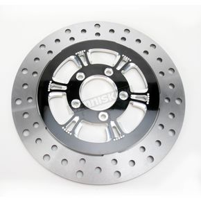 RC Components 11.5 Inch Czar Eclipse Floating Two-Piece Brake Rotor - ZSS11586ELF2K