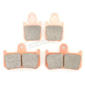 Vesrah Sintered Metal Brake Pads - VD277JL