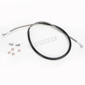 Goodridge Xtreme Stainless Steel Front Brake Line Kit - 61007BK