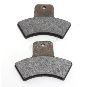 Moose Qualifier Brake Pads - 1720-0235