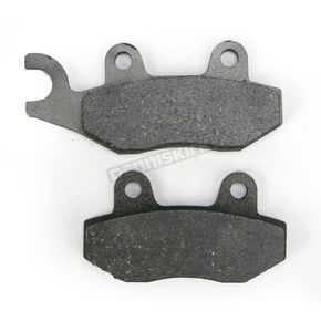 Moose Qualifier Brake Pads - 1720-0237