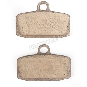 Moose Rear XCR Comp Brake Pads - 1721-1454