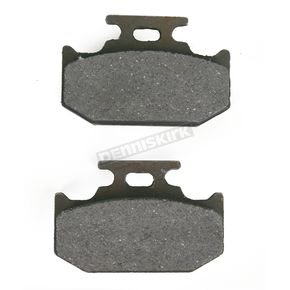 Moose Qualifier Brake Pads - 1720-0249