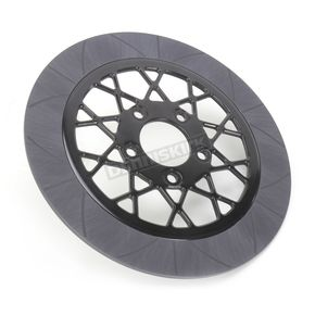 Lyndall Racing Brakes 11.5 in. Rear Black Gemini Lug-Drive Brake Rotor - NVLD-115RB20SA