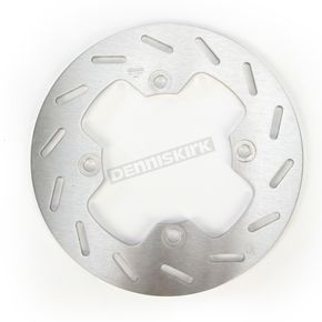 Moose Rear Mud Proof Solid Disc Rotor - 1711-0859