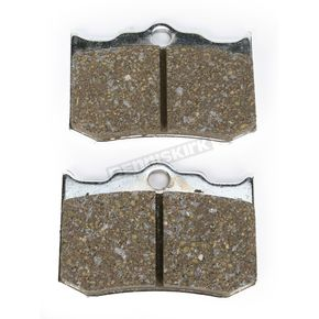 EBC Limited Edition Chromed Semi-Sintered VLD Brake Pads - F216/3VLD