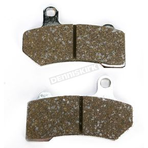 EBC Limited Edition Chromed Semi-Sintered VLD Brake Pads - FA409VLD