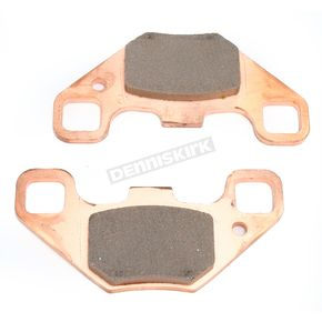 EBC Front Long Life Sintered R Brake Pads  - FA490R