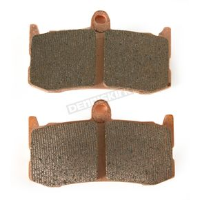EBC Double-H Sintered Metal Brake Pads - FA491HH