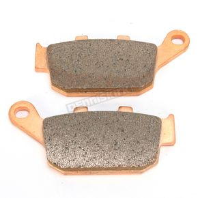 EBC Double-H Sintered Metal Brake Pads - FA496HH