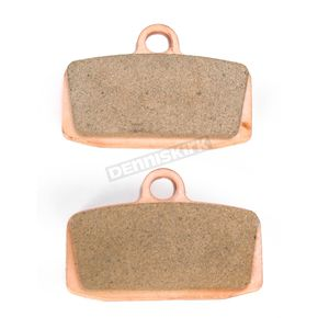 EBC Long-Life Sintered R-Series Brake Pads - FA612R
