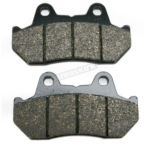 SBS Street Ceramic Brake Pads - 572HF