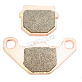 SBS SI Sintered Metal Compound Brake Pads - 544SI