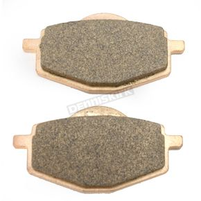 SBS SI Sintered Metal Compound Brake Pads - 575SI