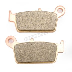 SBS SI Sintered Metal Compound Brake Pads - 604SI