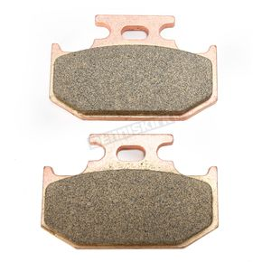 SBS SI Sintered Metal Compound Brake Pads - 632SI