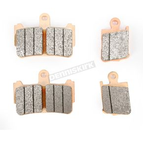 Vesrah Sintered Metal Brake Pads - VD179JL