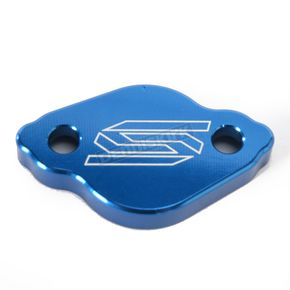 Scar Blue Rear Brake Reservoir Cover - 1901