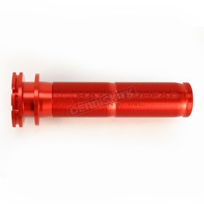 Hammerhead Designs Red Tuberider Aluminum Throttle Tube - RMZTTRE