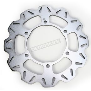 EBC Rear Stainless Vee Brake Rotor - VR641