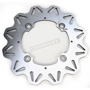 EBC Rear Stainless Vee Brake Rotor - VR1173
