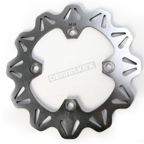 EBC Rear Stainless Vee Brake Rotor - VR4138
