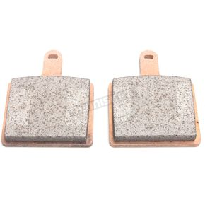 High Friction HH+ Sintered Metal Brake Pads - SDP518SNX