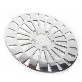 Drag Specialties Rear 11.5 in. Klassic Polished Stainless Steel Brake Rotor - 17102024