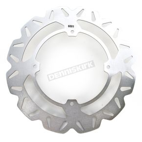 EBC Front Stainless CX Extreme Vee Brake Rotor - MD6001CX