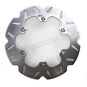 EBC Rear Stainless CX Extreme Vee Brake Rotor - MD6014CX