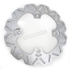EBC Front Stainless CX Extreme Vee Brake Rotor - MD6040CX