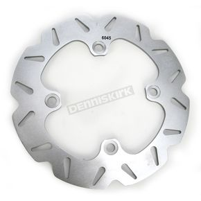 EBC Rear Stainless CX Extreme Vee Brake Rotor - MD6045CX