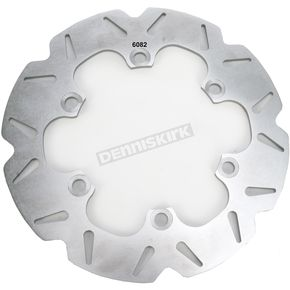 EBC Rear Stainless CX Extreme Vee Brake Rotor - MD6082CX