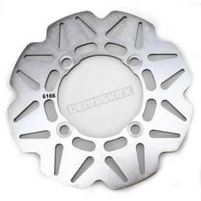 EBC Front/Rear Stainless CX Extreme Vee Brake Rotor - MD6166CX