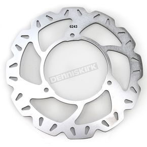 EBC Front Stainless CX Extreme Vee Brake Rotor - MD6243CX