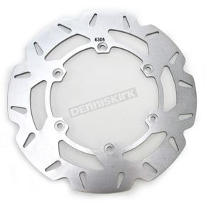 EBC Rear Stainless CX Extreme Vee Brake Rotor - MD6305CX