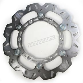EBC Front Stainless CX Extreme Vee Brake Rotor - MD6356CX
