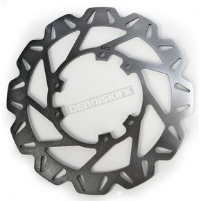 EBC Front Stainless CX Extreme Vee Brake Rotor - MD6372CX